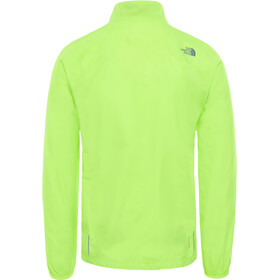 The North Face M's Ambition Jacket Dayglo Yellow Heather